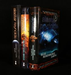 2003-13 Three Science-Fiction Novels by Alastair Reynolds
