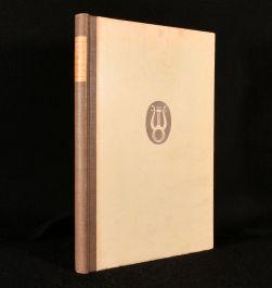 1925 Ovid's Elegies Epigrams