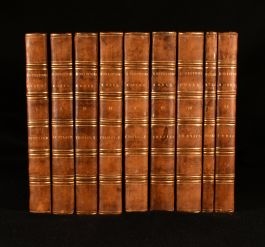 1796 The Works of William Robertson
