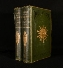 1877 The Voyage of the 'Challenger'. The Atlantic a Preliminary Account of the General Results