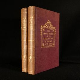 1911 The Architecture of the Renaissance in France