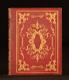 c1850 The Excellent Woman as Described in the Book of Proverbs Illus