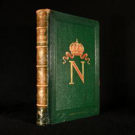 1902 Napoleon Raconte par l'Image d'Apres les Sculpteurs, les Graveurs, et les Peintres