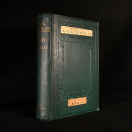 1869 Some Account of Gothic Architecture in Spain