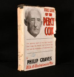 1941 The Life of Sir Percy Cox