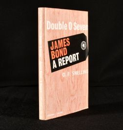 1961 Double O Seven James Bond