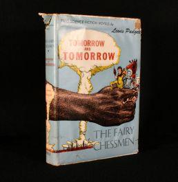 1951 Tomorrow and Tomorrow The Fairy Chessmen