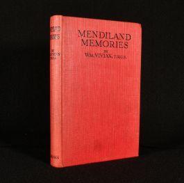 1926 Mendiland Memories