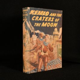 1955 Kemlo and the Craters of the Moon