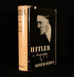 1936 Hitler a Biography
