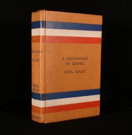 1934 A Frenchman in Khaki