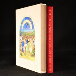 1969 The Trés Riches Heures of Jean, Duke of Berry