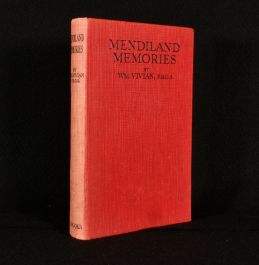 1926 Mendiland Memories Reflections and Anticipations