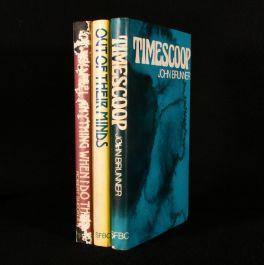 1973 Three Science Fiction Novels