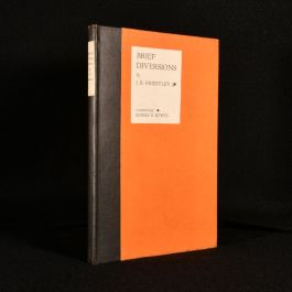 1922 Brief Diversions Being Tales Travesties and Epigrams