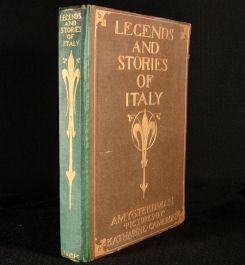1909 Legends and Stories of Italy