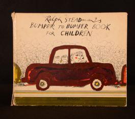 1972 Ralph Steadman's Bumper to Bumper Book For Children