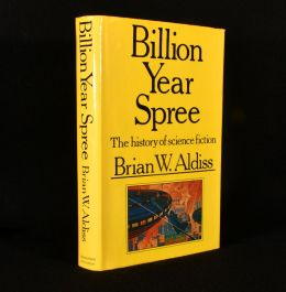 1973 Billion Year Spree The History of Science Fiction