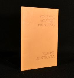 1986 Polemic Against Printing
