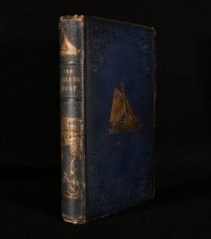 1854 The Sailing Boat: A Description of English and Foreign Boats