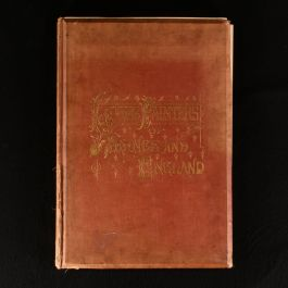 1882 Living Painters of France and England