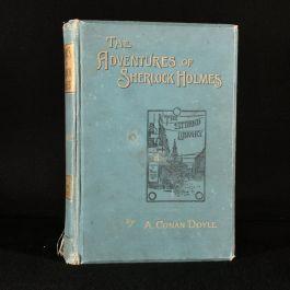 1892 The Adventures of Sherlock Holmes