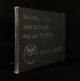 1898 Animal Land Where There Are No People