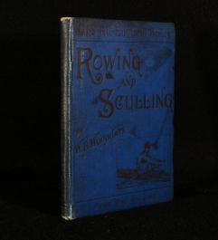 1889 Rowing and Sculling