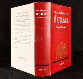 1962 The Making of Burma