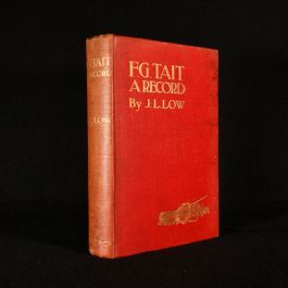 1900 F. G. Tait a Record, Being His Life, Letters, and Golfing Diary