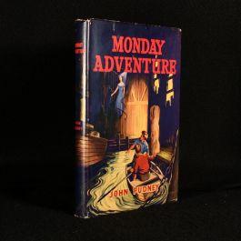 1953 Monday Adventure the Secrets of Blackmead Abbey