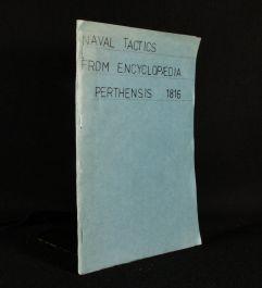 1816 Naval Tactics Extract Encyclopaedia Perthensis