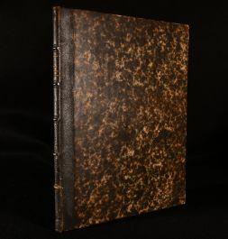 1850 Texte Explicatif et Planches Supplementaires des Specimens de l'Art