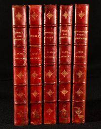 1910 The Novels of Jane Austen