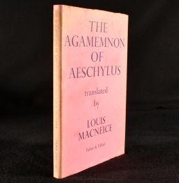1936 The Agamemnon of Aeschylus