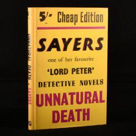 1956 Unnatural Death