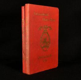 1935-6 International Horse Show Catalogue