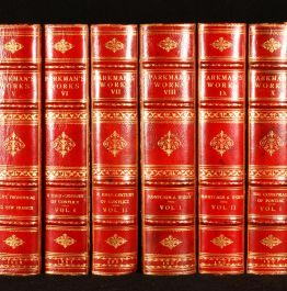 1905-7 The Works of Francis Parkman