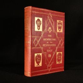 1909 The Architecture of the Renaissance in Italy