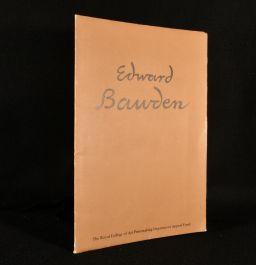 1983 Edward Bawden
