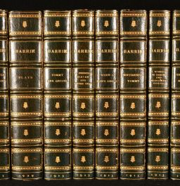 1913-29 The Works of J. M. Barrie
