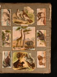 c1890 An excellent and very decorative Victorian Scrapbook