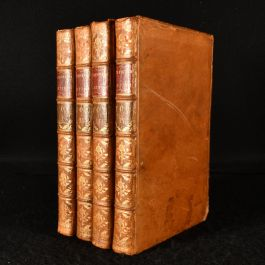 1774  Letters Written by the Late Rt Hon Philip Dormer Stanhope to his Son