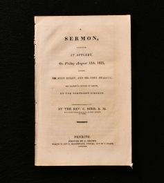 1825 A Sermon, Preached at Appleby, on Friday August 12th, 1825