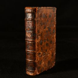 1747 A Short Critic Review of the Political Life of Oliver Cromwell
