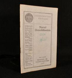 1918 Naval Demobilisation