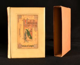 1908 Of The Imitation of Christ Vellucent Binding
