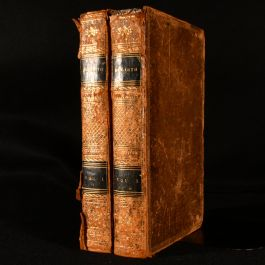 1812 The Works of William Hogarth, Including the Analysis of Beauty