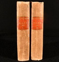 1802 2vol Flora Helvetica