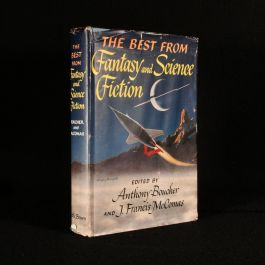 1952 The Best From Fantasy and Science Fiction